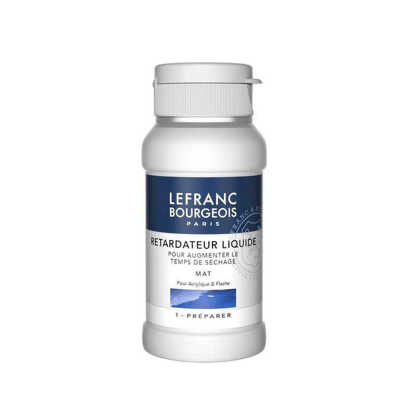 LEFRANC BOURGEOIS Additif Retardateur Liquide 120Ml