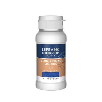 LEFRANC BOURGEOIS Additif Vernis Final Liquide Mat 120Ml