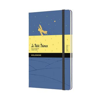 MOLESKINE Edition limitée Carnet Petit Prince grand format ligné - Bleu - Couverture rigide