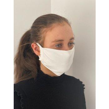 EXACOMPTA Lot de 10 Masques individuels de protection 97% Polyamide, 3% Elasthanne