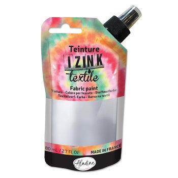 ALADINE Izink Teinture Textile Argent 80 Ml