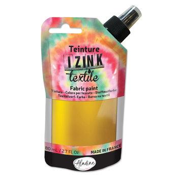 ALADINE Izink Teinture Textile Or 80 Ml