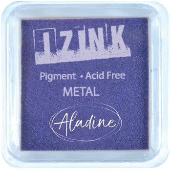 ALADINE Encreur Izink Embossing Purple Metal - M