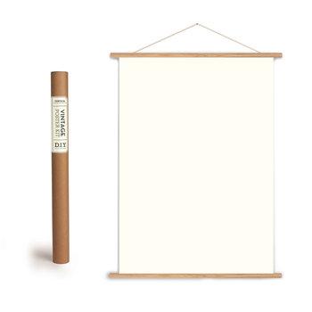 CAVALLINI Kit à poster vintage vertical