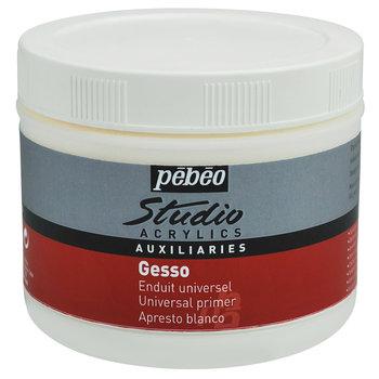 PEBEO Studio Gesso acrylique pot de 500ml