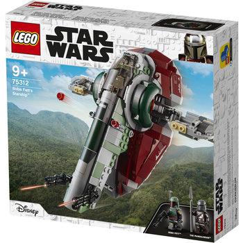 LEGO 75312 Le vaisseau de Boba Fett