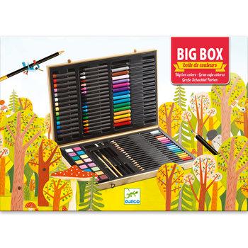DJECO Les couleurs - Pour les grands Grande boite de couleurs