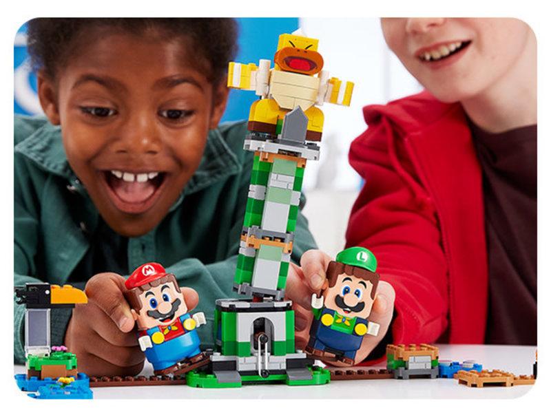 LEGO 71388 Ensemble d'extension La tour infernale du Boss Frère Sumo