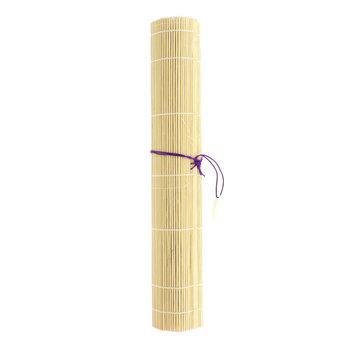 CORECTOR BILMANS Natte bambou pour pinceau aquarelle 25x40cm