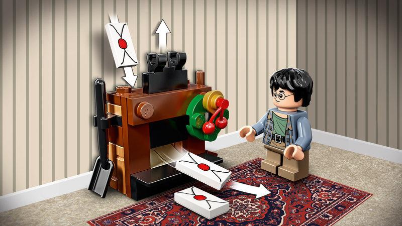 LEGO 76390 Le calendrier de l'Avent LEGO® Harry Potter™