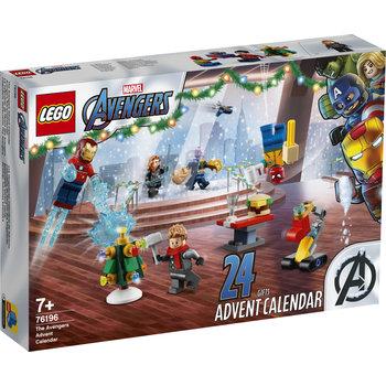 LEGO 76196  Le calendrier de l'Avent LEGO® Marvel des Avengers