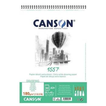 CANSON Album 30Fl Spirale 1557®  A3+ 180G Dessin