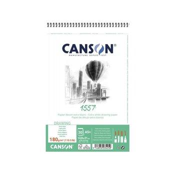 CANSON Album 30Fl Spirale 1557®  A5+ 180g Dessin