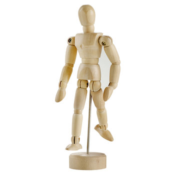 CORECTOR BILMANS Mannequin bois homme 12cm