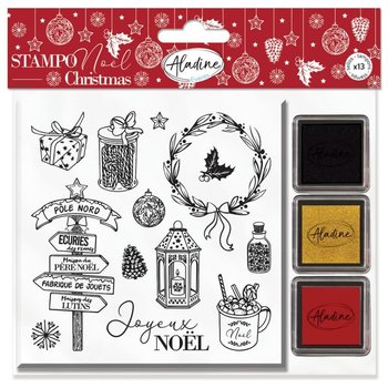 ALADINE Stampo comptoir de Noël