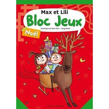 CARTOTHEQUE Max Et Lili N°2 Noel Bloc De Jeux