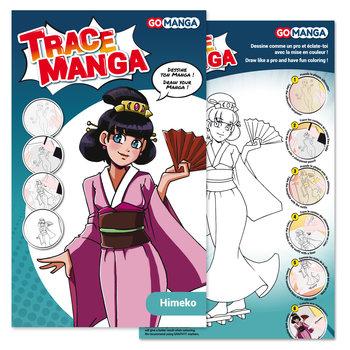"""GO MANGA Trace Manga """"HIMEKO"""""""