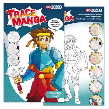 "GO MANGA Trace Manga ""CHEVALIER"""