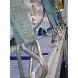 Netcap lashing hook 150 mm