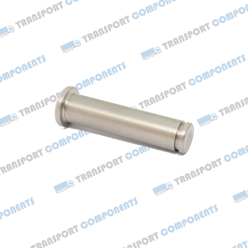 Stainless rotation pin long, for casted scissor corner