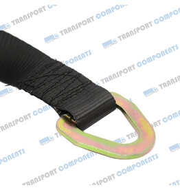 Strap with D-hook