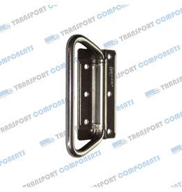 Stainless steel handgrip set
