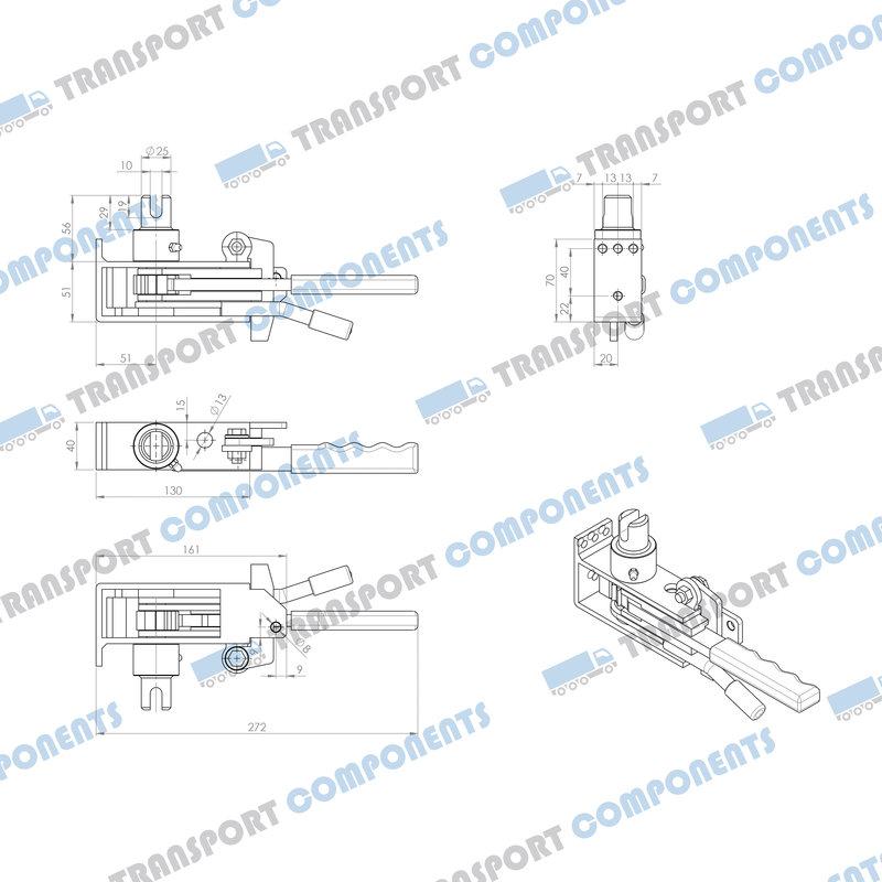 R44 zeilspanratel