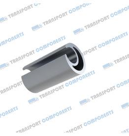 Aluminium Planenspannrohr 27mm