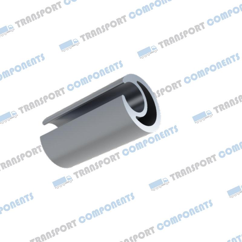 Aluminium Spanbuis 27mm L = 3300
