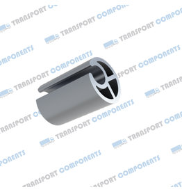 Aluminium Curtain pole 34mm