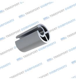 Aluminium Planenspannrohr 34mm