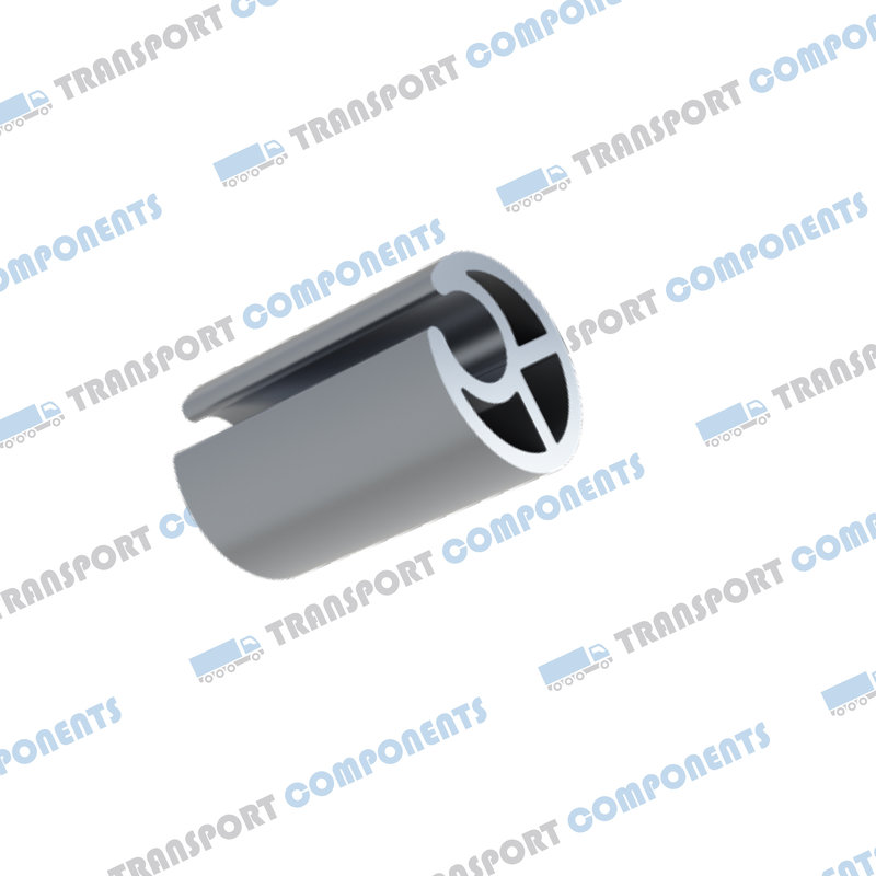 Curtain pole 34mm, 3-chamber