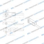 PWP Spanner Ausgabe quadratisch 12x12mm