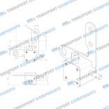 Pacton- Spanngetriebe 80x80x80