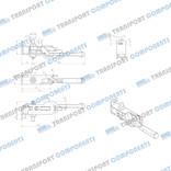 Thiriet Spanner, Ausgabe quadratisch 12x12mm