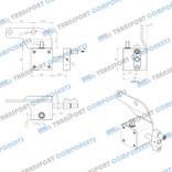 Spanngetriebe 80x80x89