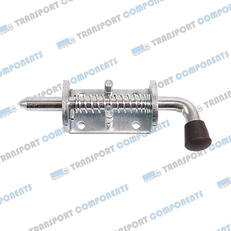 Spring lock | Galvanised steel  Ø12MM