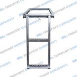 Extension ladder galvanized steel