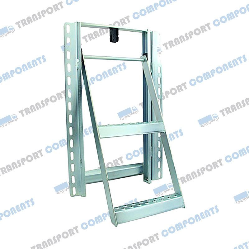 Extension stairs | Galvanized steel