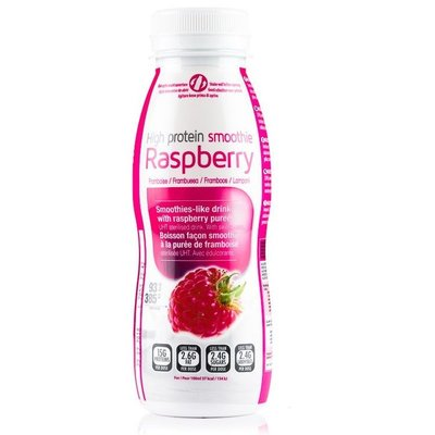 High Protein High protein smoothie Raspberry