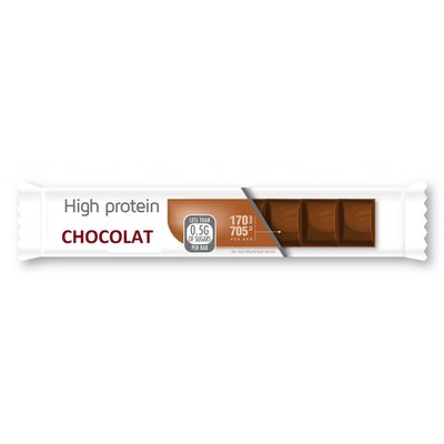 High Protein Chocolate Crispy bars Box 20x35g