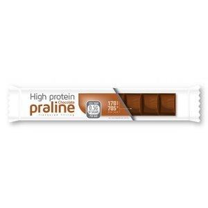 High Protein Chocolate Praline bars  Box 20x35g