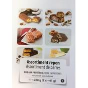 Shape Essentials Assortiment Repen (7st)