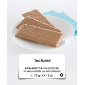 Shape Essentials Toast Maltitol  7 x 15g