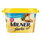 Milner Light Smeerkaas Natuur 150g