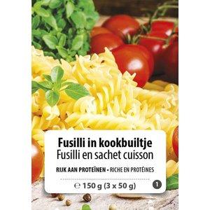 Shape Essentials Fusilli in kookbuiltje (3 x 50g) F1