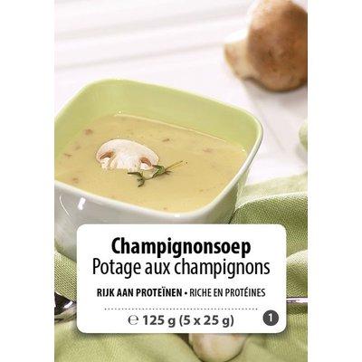 Shape Essentials Champignonsoep (5 x 25g) F1