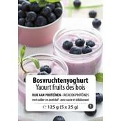 Shape Essentials Bosvruchtenyoghurt (5 x 25g) F1