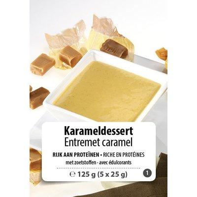 Shape Essentials Karameldessert (5 x 25g) F1