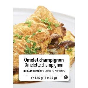Shape Essentials Omelet champignon (5 x 25g) F1